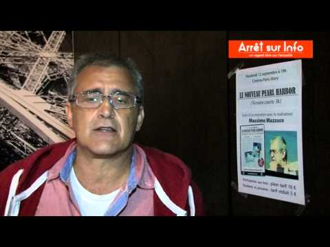 « 11 Septembre : Le Nouveau Pearl Harbour » par  Massimo MAZZUCCO  [interview: Gérard Lazare]