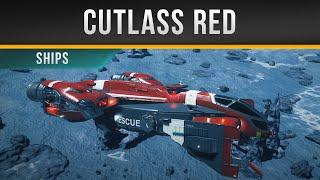 Star Citizen » Cutlass Red