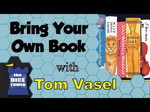 Bring Your Own Book Review With Tom Vasel Youtube