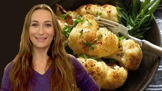 Как просто и вкусно приготовить цветную капусту в духовке?