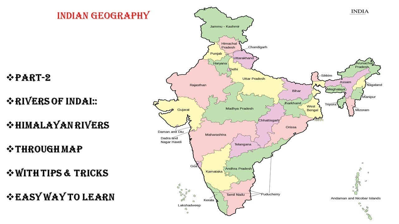 Geography the new way part 2