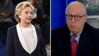 Doug Schoen: Hillary Clinton is not a gracious loser