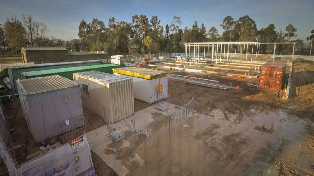Greenhouse Research Education Training Facility | Western Sydney