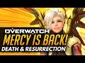 Overwatch | Mercy Is Back! - The Death And Resurrection! video