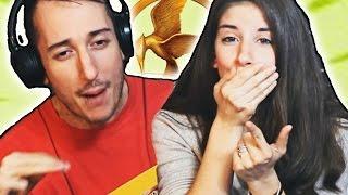 PROVA A NON RIDERE! - Hunger Games vs Choco Krave Challenge #challengeinlove