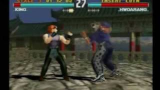 Tekken 3 - King playthrough part 1 thumbnail