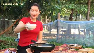 Yummy   Cooking With Sros  Lobster Stir Fry With Tamarind Sauce   Lobster Stir Fry   2018