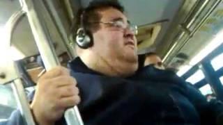 Fat guy sings Katy Perry