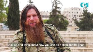 Chechen War Veteran Muslim Shishani Addresses the Muslim Ummah