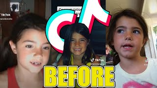 Charli D'amelio When She Was Young - Tik Tok Compilation