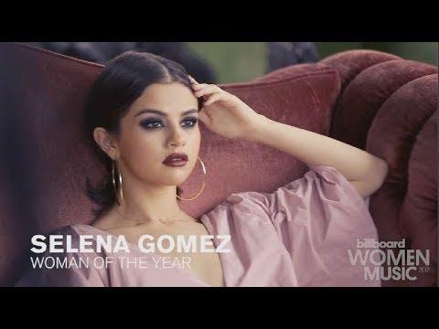 "Selena Gomez Is Billboard Magazine's ""Woman Of The Year"" | Women In Music"