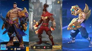 Heroes Arena VS Arena of Valor VS Mobile Legends