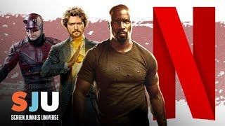 Luke Cage Cancelled! What's Next for Marvel & Netflix? - SJU