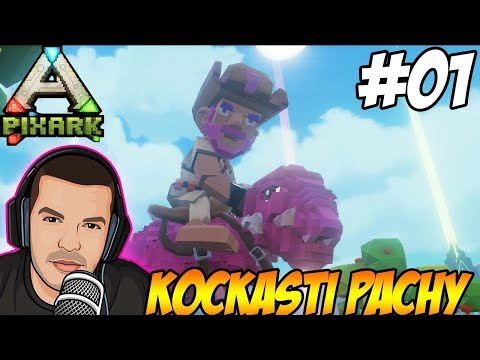 Kockasti Pachy - PIXARK #01 [BALKAN]