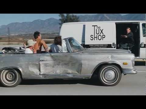 The Hangover - The Tux Shop scene (HD)