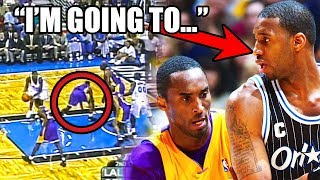 What You DON'T Know About The Kobe Bryant & Tracy McGrady NBA Rivalry (Ft. Elbows & Trash Talk)