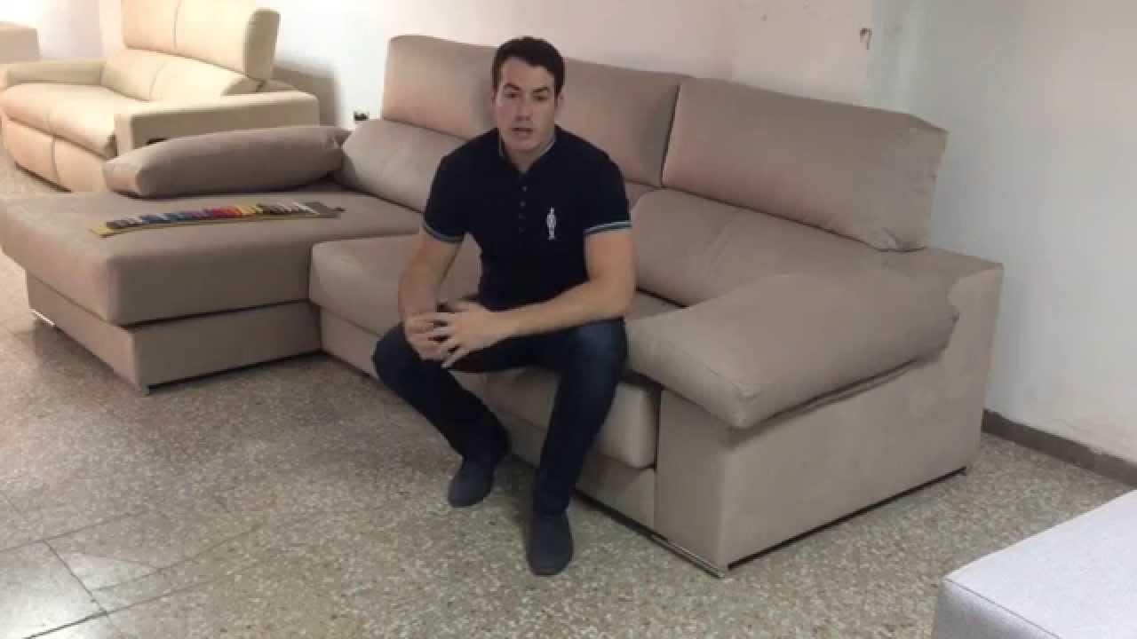 Sofas valencia fabrica de sofas youtube - Fabricas sofas en yecla ...