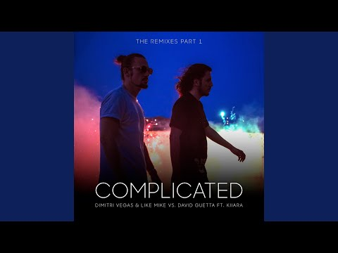 Complicated (It's Different Remix)