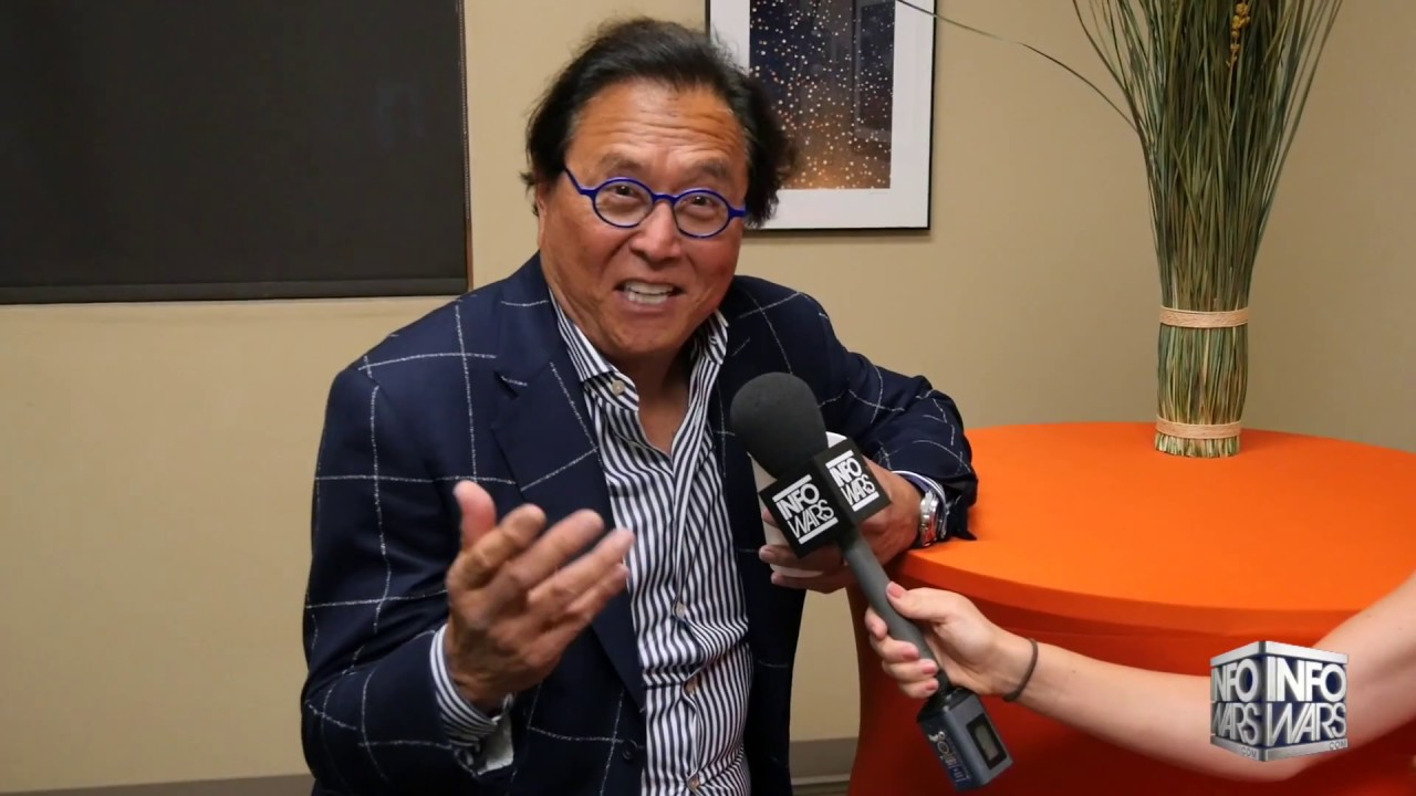 Rich Millennial Poor Millennial - Robert Kiyosaki Interview [Millennial Millie mirror]