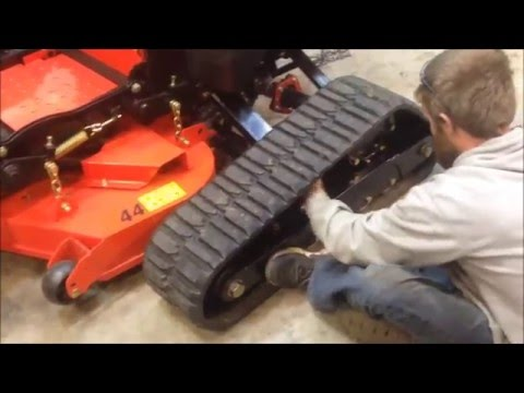 2016 Trx 44 Pro Run It With Wheels Or Tracks Youtube