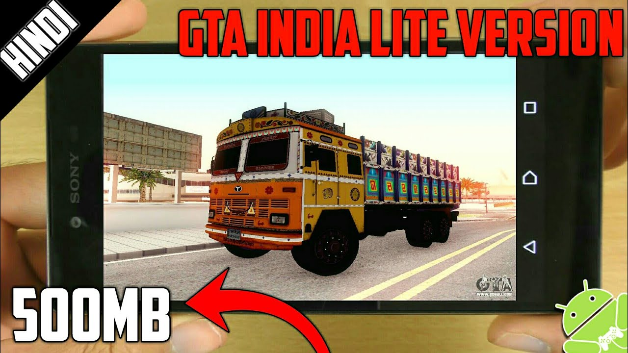 gta india download android phone