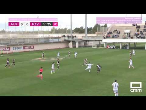 Fútbol. Liga Iberdrola: Fundación Albacete - Rayo Vallecano. Castilla -La Mancha Media.