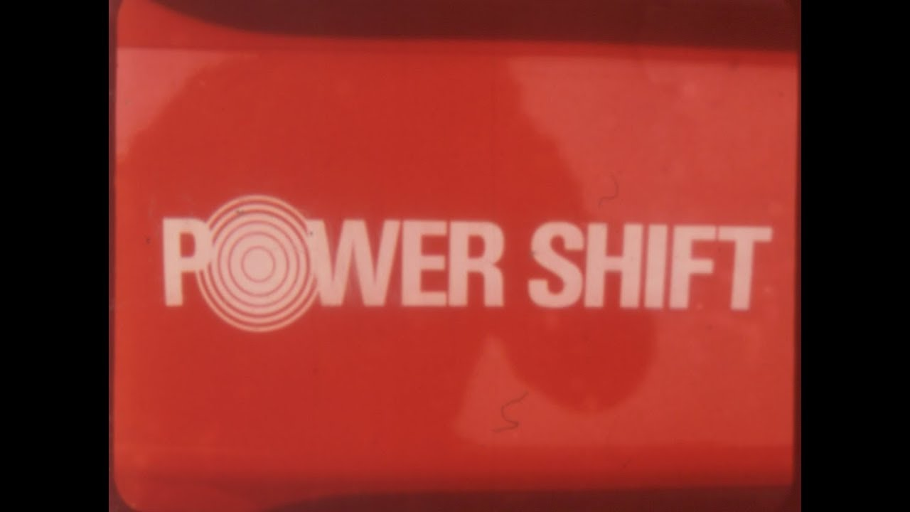 1970's Allis Chalmers Power Shift Transmission Demo Pak Tape