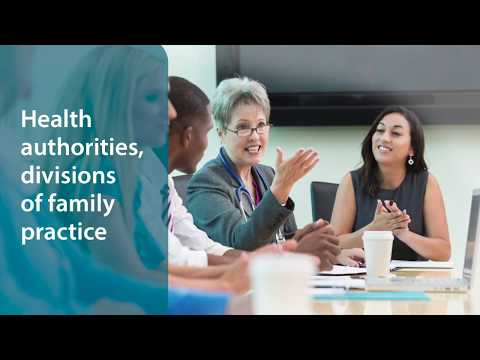 Primary Care Networks: Overview For BC Family Doctors