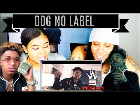"""DDG - """"No Label"""" (Official Music Video) REACTION!!"""