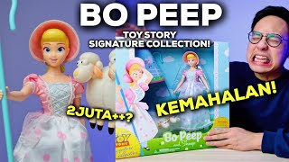 TOY STORY INI KEMAHALAN! | BO PEEP TOY STORY SIGNATURE COLLECTION UNBOXING & REVIEW