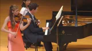 Franck Sonata in A major for violin and piano