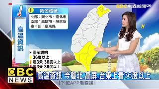 氣象時間 1080424 早安氣象 東森新聞