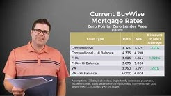4-26-19 BuyWise Mortgage Weekly Interest Rate Update