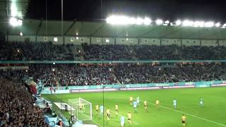 """Passa Anton!"", Malmö FF-Elfsborg, 2017-09-25"