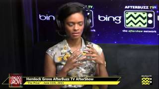 Hemlock Grove After Show w/ Kandyse McClure & Mark Verheiden Season Episode 11 | AfterBuzz TV