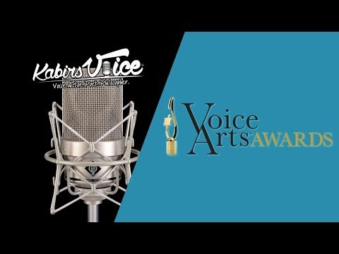 Outstanding Spoken Word | Society of Voice Arts and Sciences | SOVAS