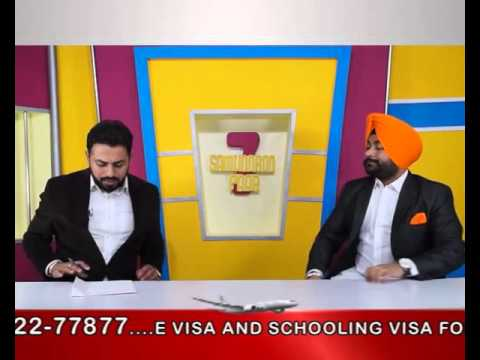 best tourist visa consultant in punjab