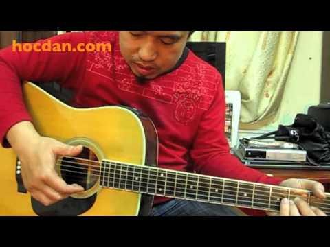 Bài 7 - Guitar đệm hát - Điệu Slow Rock - Diễm Xưa Trịnh Công Sơn - Hiếu Orion