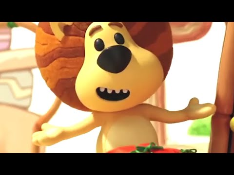 Raa Raa The Noisy Lion Official |  Hufty Loses His Voice | Full Episodes | Videos For Kids 🦁