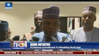 FG Renews Commitment To Rebuilding North East
