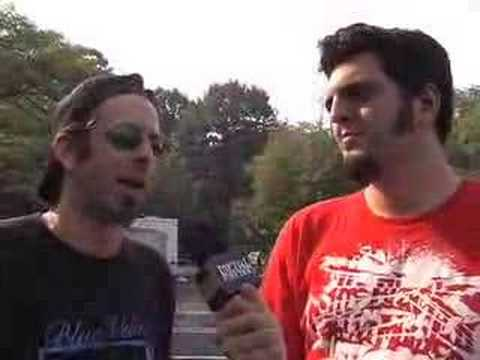 LAMB OF GOD Randy Blythe Interview on Metal Injection