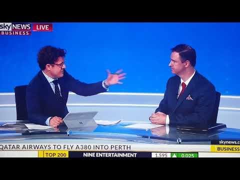 Travel Daily on Sky News Business #BizClass