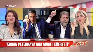 """Hürriyet yazarı Ahmet Hakan, """"İçki yasaklansın"""" çıkışıyla gündeme g..."""