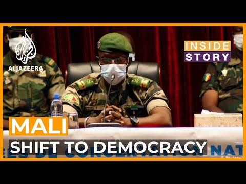 Mali coup leaders' roadmap back to democracy suffers setback   Inside Story