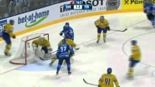 Хоккей. ЧМ. Финал. Швеция - Финляндия.