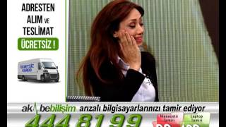 AKABE BİLİŞİM TV REKLAM FİLMİ...444 8 199