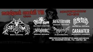 Spermafrost & Leon Manssur - Satanic Royalty (Midnight Cover) Metalpunk Overkill VIII