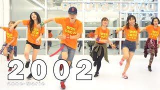 2002 - Anne-Marie / Diet Dance / Choreography / Zumba® / ZIN™ / WZS / Wook's Zumba® Story / Wook