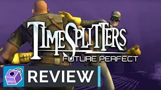 TimeSplitters Future Perfect HD Retro Review | Spirit of 2005!