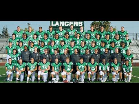 Thousand Oaks Lancers Varsity Football 2014 Season Highlights - Complete Season (HD)